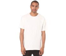 Tee - T-Shirt für Herren - Weiß
