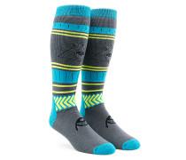 See All - Snowboard Socken für Herren - Schwarz