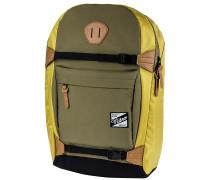 NYC 24L Laptoprucksack - Gelb