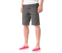 Jim - Chino Shorts für Herren - Grau