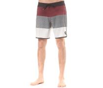 Tijuana Scallop 18 - Boardshorts für Herren - Schwarz