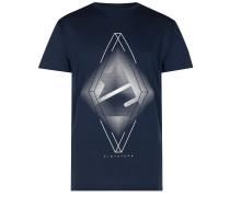 Elaborate - T-Shirt für Herren - Blau