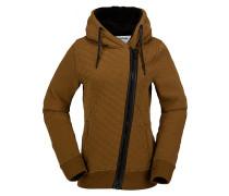 Slate Insulated - Schneebekleidung für Damen - Braun