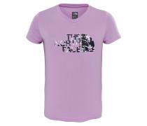 Reaxion - T-Shirt für Mädchen - Lila