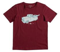 Classic Magic Car - T-Shirt für Jungs - Rot