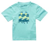 Wave Melt Tod - T-Shirt für Jungs - Blau
