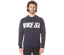Everett Motion - Sweatshirt - Blau