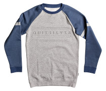 Mebok Crew - Sweatshirt für Jungs - Grau