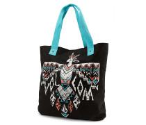 Surf Sand Shine - Handtasche für Damen - Schwarz