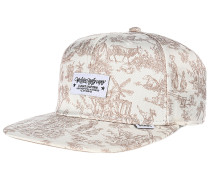 6P SB We love ugly Snapback Cap - Beige