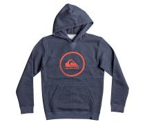 Big Logo - Kapuzenpullover für Jungs - Blau