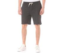 Sweat - Shorts für Herren - Schwarz