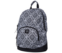 Schoolyard - Rucksack für Damen - Schwarz