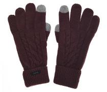 Rivelin B - Handschuhe für Damen - Rot