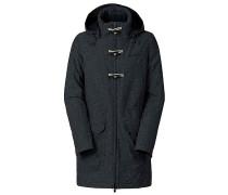 Ceduna - Mantel für Damen - Schwarz