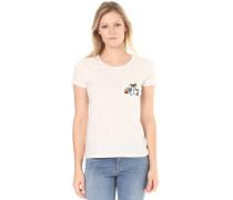 Sano-Yeah - T-Shirt für Damen - Beige