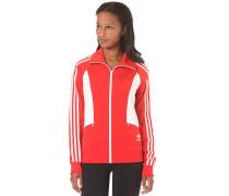 Sandra 1977 - Trainingsjacke für Damen - Rot