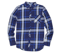 Buffalo L/S - Hemd für Herren - Blau