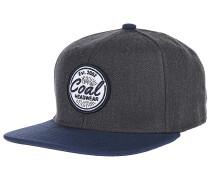 The Classic - Snapback Cap - Grau