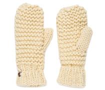 Cocoon Mitten - Handschuhe für Damen - Weiß