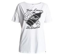 Tchonga Loose 2 - T-Shirt für Damen - Weiß