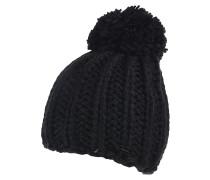 Heedful - Mütze für Damen - Schwarz