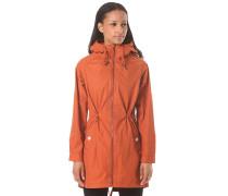 Library Light - Mantel für Damen - Orange