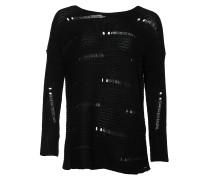 Easy Does It - Sweatshirt für Damen - Schwarz