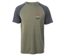 Big Mama Raglan VC - T-Shirt für Herren - Grün