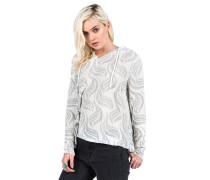 Faded Out - Sweatshirt für Damen - Grau