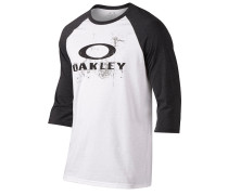 50/50 Ellipse Raglan - T-Shirt für Herren - Weiß