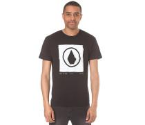Chop Stone BSC - T-Shirt - Schwarz