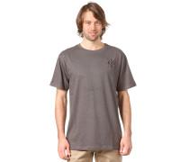 Cross Embroidery - T-Shirt für Herren - Grau