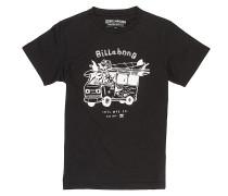 Surf Trip - T-Shirt für Jungs - Schwarz
