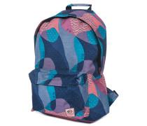 Camo Dome - Rucksack für Damen - Blau