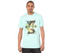 Quadricolor Lightweight T-Shirt - T-Shirt für Herren - Grün