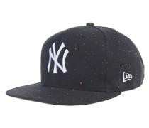 Speckle New York YankeesSnapback Cap Schwarz
