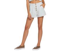 Re Cording - Chino Shorts - Blau