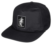 Sketchy Ridge - Snapback Cap für Herren - Schwarz