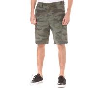 Scheme - Cargo Shorts für Herren - Camouflage
