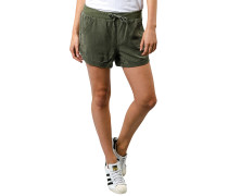 Leap - Shorts für Damen - Grün