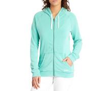 Essential - Kapuzenjacke für Damen - Grün