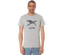 Pirate Flag - T-Shirt für Herren - Grau