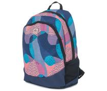 Camo Proschool - Rucksack für Damen - Blau