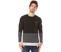 Knit Sweat - Strickpullover - Grau