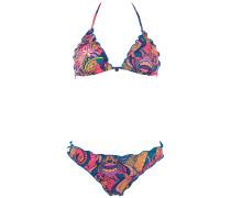 Gina 2 - Bikini Set für Damen - Pink
