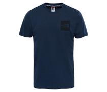 Fine - T-Shirt für Herren - Blau
