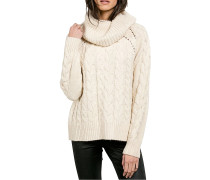Snooders - Strickpullover für Damen - Weiß