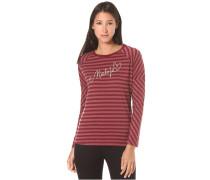 HaystackM. - Langarmshirt für Damen - Rot