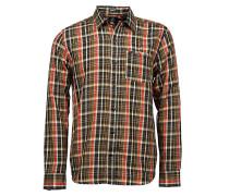 Bartlett L/S - Hemd für Herren - Braun